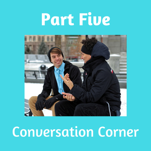 Part 5 Improve Your Listening Comprehension Skills